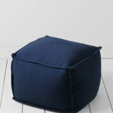 Contemporary Footstools And Ottomans by Lands' End