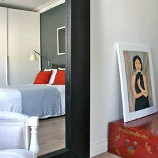 Contemporary Bedroom by Into interior design