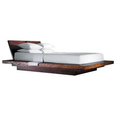Contemporary Platform Beds by High Fashion Home
