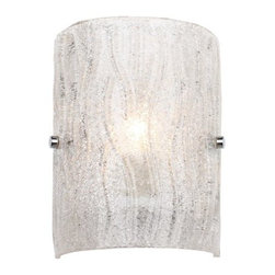 Alternating Current - Alternating Current AC1101 Brilliance Chrome 1 Light Indoor Wall Washer - Features: