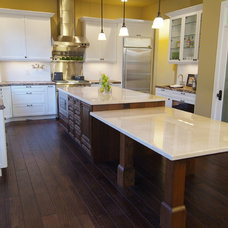Traditional Hardwood Flooring by DirectSource Floors