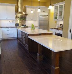 traditional wood flooring by DirectSource Floors