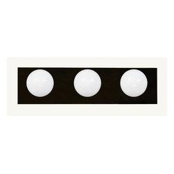 Livex Lighting - Livex Lighting-1223-Bath Basics - Three Light Mirror Bath Bar - Chrome Finish with Mirror