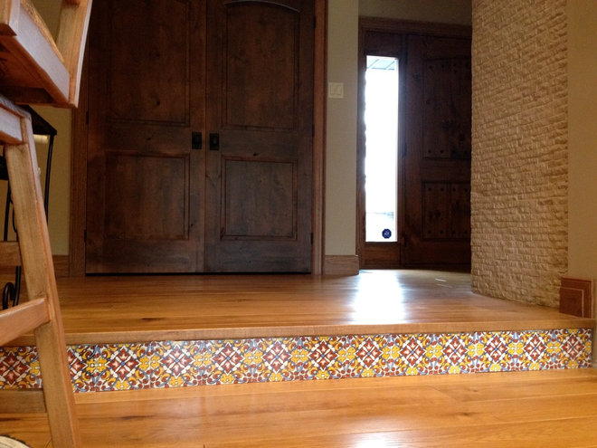 Floor Tiles by Mexican Traditions