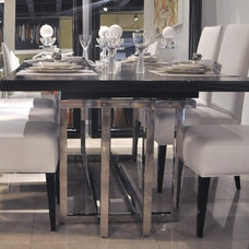Contemporary Dining Tables by Kom Furniture