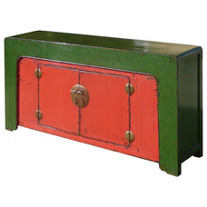 Modern Side Tables And End Tables by Golden Lotus Antiques