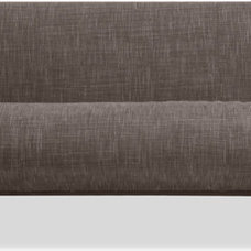 Modern Sofas Wimbledon Gray-Brown 3-Seat Sofa
