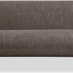 Wimbledon Gray-Brown 3-Seat Sofa