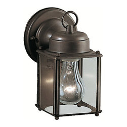Kichler Lighting - Kichler Lighting 9611 Outdoor Wall Sconce - 1, 60W Medium