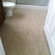 Traditional Bathroom by Kevin Abston Contracting Service