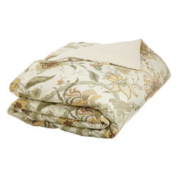 Mystic Valley - Layla - Duvet Cover by Mystic Home, Queen - The Layla, by Mystic Home
