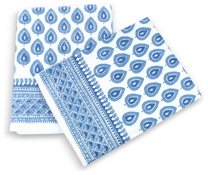 Contemporary Dish Towels by Furbish Studio