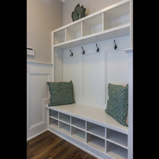 Transitional  by Robuck Design Build
