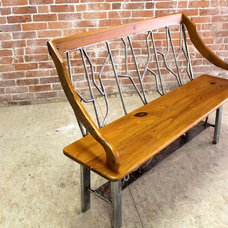 Industrial Benches by ECustomFinishes