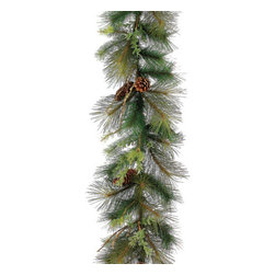 Silk Plants Direct - Silk Plants Direct Pine Cone, Pine and Twig Garland (Pack of 2) - Pack of 2. Silk Plants Direct specializes in manufacturing, design and supply of the most life-like, premium quality artificial plants, trees, flowers, arrangements, topiaries and containers for home, office and commercial use. Our Pine Cone, Pine and Twig Garland includes the following: