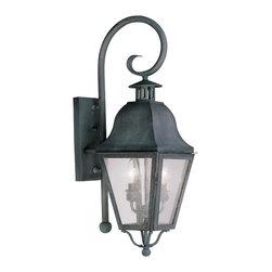 Livex Lighting - Livex Lighting 2551-61 Outdoor Lighting/Outdoor Lanterns - Livex Lighting 2551-61 Outdoor Lighting/Outdoor Lanterns