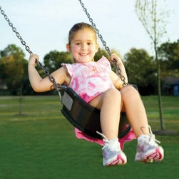 "Ultra Play Commercial Strap Seat Package - Ultra Play's Commercial Strap Seat Package allows you to buy extra seats for your swing set so the fun never has to stop. This package includes one commercial strap seat swing, two hangers, two chains, and four """"S"""" hooks. Ultra Play's commercial strap seat swings are suitable for children ages 5-12.About Ultra PlayFor over 20 years, the goal of Ultra Play has been to build communities through play. Ultra Play firmly believes that advancing play through research, education, and partnerships provides the foundation for stronger communities worldwide. Ultra Play play systems have been designed to be commercially and ADA compliant, and available in a variety of configurations that best suit the prospective play area dimensions, budget, and needs of the consumer and communities. Integrated learning and socialization activities help children explore and discover their interests with their peers. Because Ultra Play is dedicated to creating high quality, affordable playground equipment that can be enjoyed by all children, their play structures and freestanding equipment are well-suited for not just backyards, but childcare centers, apartment complexes, community centers, and campgrounds as well."