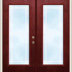 front doors by ClearView Window and Door Company