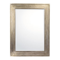 Capital Lighting - Capital Lighting M402401 Mirror - Mirror in Silvered Brown by Capital Lighting.