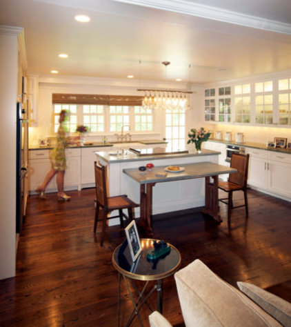 Eclectic Kitchen Islands And Kitchen Carts by Ann Sample Lineberger