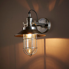 Industrial Wall Lighting by Urban Lamp Co.