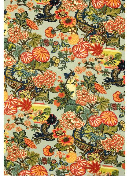 Asian Fabric by TwentyOne7