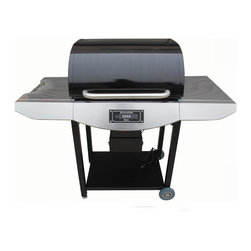 Smoke-N-Hot - Smoke-N-Hot Pellet Pro Grill, Stainless Steel - -ProGrill Digital Controls - Standard! Fully automatic control your grill from a smoking low of 180 to a Smoking Hot sear of 600 with just the push of a button. Now with easy to read blue LED lighting.