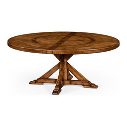 Jonathan Charles - New Jonathan Charles Dining Table Walnut - Product Details