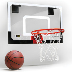 Sklz Pro Mini Hoop - I don't know a boy who doesn't have a hoop in his room.