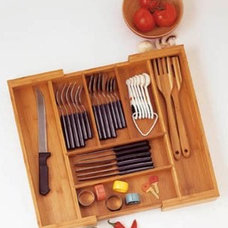 Traditional Kitchen Drawer Organizers by STACKS AND STACKS