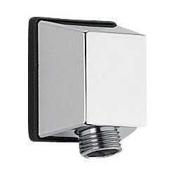 Delta Square Wall Elbow for Handshower - 50570 - Designed exclusively for Delta faucets.