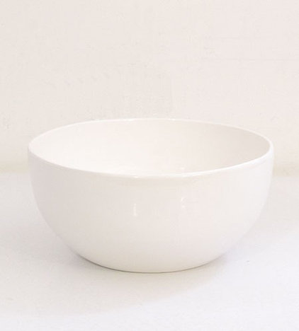 Traditional Serving And Salad Bowls by Brook Farm General Store