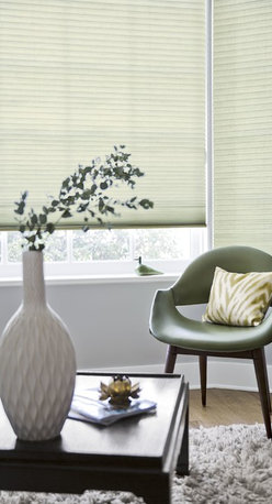 Smith and Noble Luxe Linen Honeycomb Shades - Honeycomb Shades are our best-insulating window coverings, offering all-season energy savings. Starting $84+