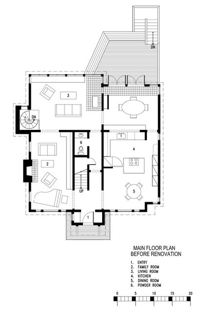 Floor Plan Kitchen of the Week: Crafted Modernism Results in Transcendent Kitchen