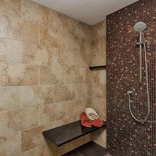 Contemporary Bathroom Private Residence