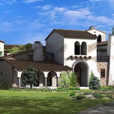 Traditional Rendering by WPL, Inc.