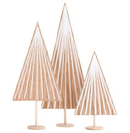 Modern Holiday Decorations by Paige Russell