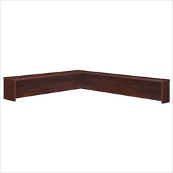 "BBF - BBF Series C Reception L-Shelf - BBF - Hutch - WC24476 - Enjoy a stylish reception and grand first impression with the BBF Series C Reception L-Shelf. Designed to complement the Series C 72"" Shell Desk with the 48"" Return Bridge the Reception L-Shelf can be assembled for right or left-handed use. The front gallery can be used alone with the 72""W Desk Shell for smaller spaces adding versatility to this durable thermally fused laminate surface. Solid construction meets ANSI/BIFMA test standards in place at time of manufacture; this product is American Made and is backed by BBF 10-Year Warranty."