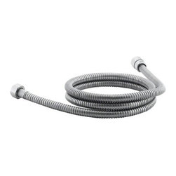 "Kohler - Kohler K-9514-G Brushed Chrome MasterShower Functional MasterShower - MasterShower 60"" Metal Shower Hose The MasterShower 60"" metal shower hose functions in a MasterShower performance showering system by attaching to a handshower. Ideal for hydro-massage or reaching specific areas of the body, the hose features a swivel base for easy movement and comes in a variety of KOHLER finishes.  60"" metal hose with swivel base"
