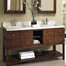 Traditional Bathroom Vanities And Sink Consoles by Advantage Kitchen & Bath Gallery