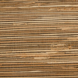 BN Wallcoverings - GPW09-1002DW Grasscloth- Sample - Grasscloth wallpaper is a unique fibrous material made from natural grasses. Grown tall, then dried, strung and woven together, this textured wallcovering is a great way to add an interesting eco-friendly backdrop to any room! Please note that due to the exclusive use of natural materials processed almost entirely by hand, certain distinguishing and enhancing imperfections and color shades are an integral part of the impression of these wallcoverings.