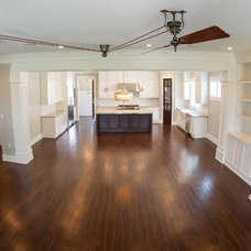 Traditional Living Room by Tyson Construction