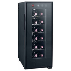 Contemporary Wine And Beer Refrigeration by SPT Appliance Inc.