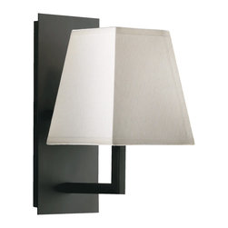 Quorum International - Quorum International 57-1-95 Ludlow Old World Wall Sconce - Quorum International 57-1-95 Ludlow Black Wall Sconce