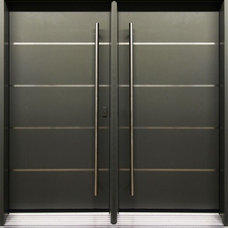 Modern Front Doors by DoorShoppers