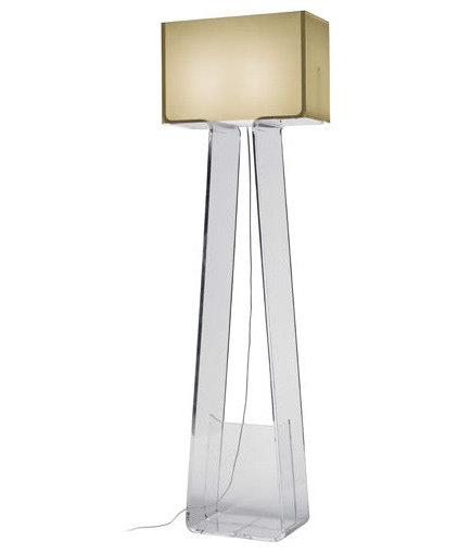 Floor Lamps Tube Top Floor Lamp