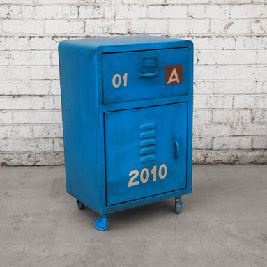 ... as an alternative filing cabinet, storage unit or bedside table