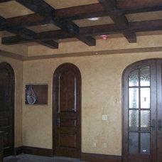 Traditional Interior Doors by Doors West Inc.