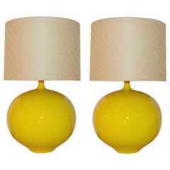 modern table lamps by 1stdibs