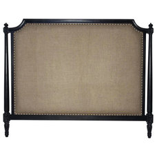 traditional headboards by NOIR